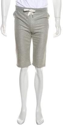Alexander Wang Knit Drawstring Shorts