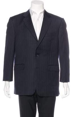 Burberry Kensington Wool Blazer