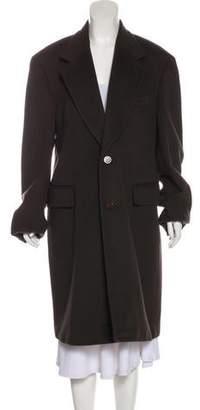Donna Karan Cashmere Long Coat