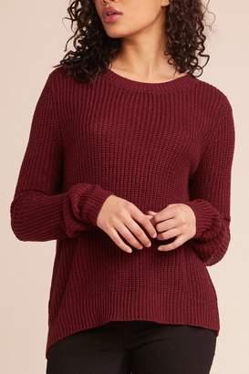 BB Dakota Know Thy Self-Sweater