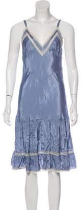 DAY Birger et Mikkelsen Lace-Trimmed Sleeveless Dress w/ Tags