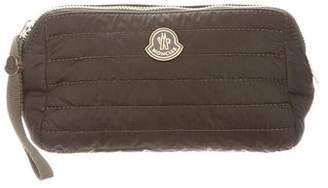 Moncler Quilted Beauty Case