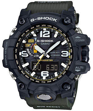 Casio G-Shock Mudmaster