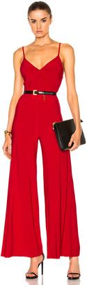 Norma Kamali Slip Jumpsuit $135 thestylecure.com