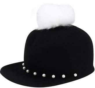 0c9a3e6dac014 Helene Berman Black Women s Hats - ShopStyle