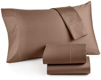 Hotel Collection 525 Thread Count Cotton Extra Deep Pocket King Sheet Set Bedding