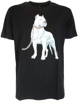 Marcelo Burlon County of Milan Dog T-shirt