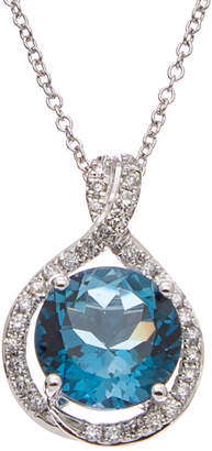 Effy Fine Jewelry 14K 4.84 Ct. Tw. Diamond & Gemstone Necklace