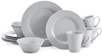 Mikasa Delray Bone China 16-Piece Dinnerware Set