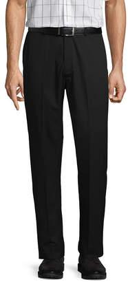 Claiborne Performance Slim Fit Stretch Pant Slim Fit Flat Front Pants