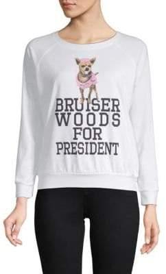 Bruiser Woods Printed Top