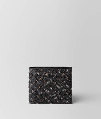 Bottega Veneta MULTICOLOR INTRECCIATO MICRODOTS WALLET