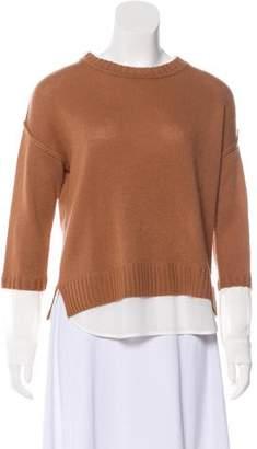 Brochu Walker Wool Long Sleeve Top