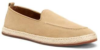 Aquatalia Men's John Suede Slip-On Loafers