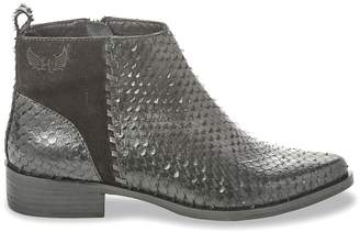 Kaporal 5 Nathalie Leather Ankle Boots