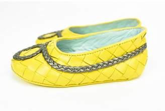Bottega Veneta Leather first shoes