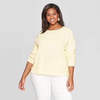 Universal Thread Women's Plus Size Crew Sweatshirt
