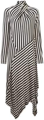 Petar Petrov Dasha striped dress