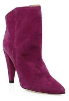 IRO Amy Suede Booties