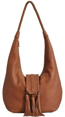 "Dolce Vita Collection Handbags Leather Shoulder Bag ""York Hobo"""