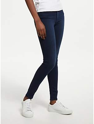 7 For All Mankind Slim Illusion Luxe Jeans, Rich Indigo
