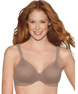 Hanes Womens Natural Lift and Shape Unlined Bra