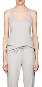 ATM Anthony Thomas Melillo Women's Rib-Knit Cotton-Cashmere Tank-Gray