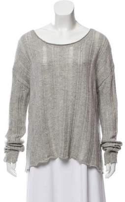 Nili Lotan Cashmere Long Sleeve Sweater
