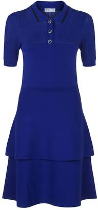 Claudie Pierlot Layered Knit Dress