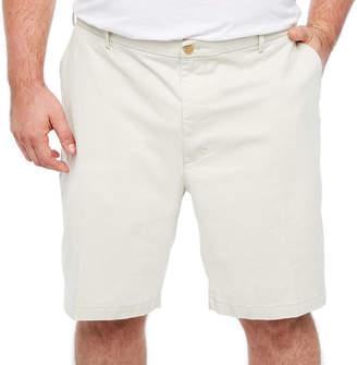 Izod Saltwater Stretch Chino Short Chino Shorts-Big and Tall
