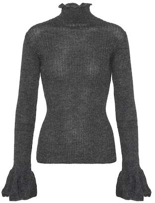 Acne Studios Raine alpaca-blend sweater