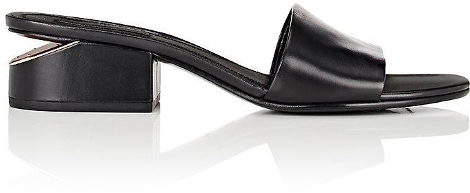 Alexander Wang Women's Lou Leather Mules