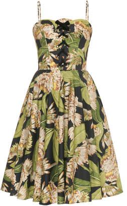 Lena Hoschek Sunny Side Floral Dress
