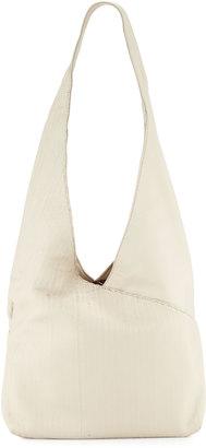 Kooba Cecilia Leather Sling Bag, Stone $295 thestylecure.com