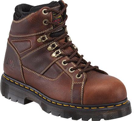 Dr. MartensDr. Martens Heritage Ironbridge Steel Toe 8 Tie Boot