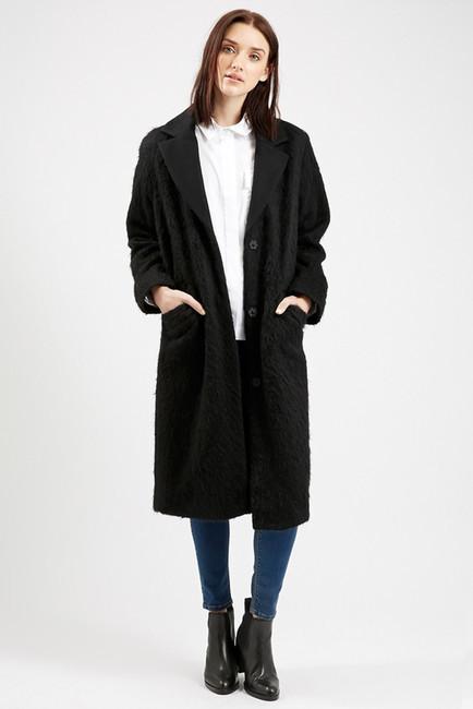 TopshopTOPSHOP Oversize Coat