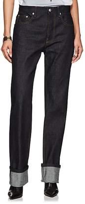 Helmut Lang Women's High-Rise Straight-Leg Jeans