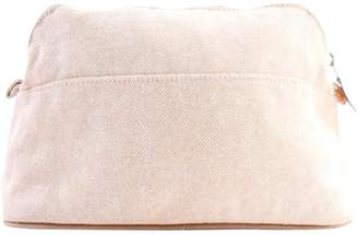 Hermes Bolide cloth vanity case