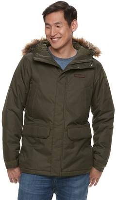Columbia Men's Penns Creek Thermal Coil Hooded Parka