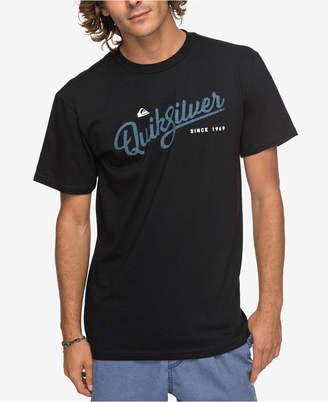 Quiksilver Men's Wavey Glaze T-Shirt