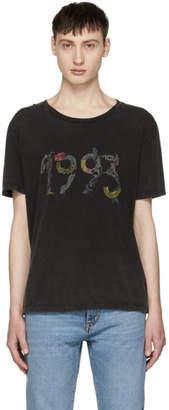 Saint Laurent Black 1993 T-Shirt