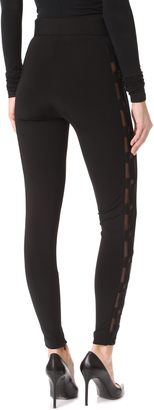 Versace Stretch Leggings $950 thestylecure.com
