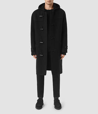 AllSaints Murrow Duffle Coat
