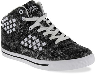 Gotta Flurt Hip Hop HD Women's High-Top Dance Shoes