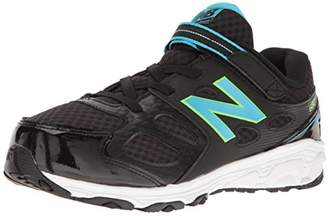 New Balance Girls^Unisex-Baby KA680 Running Shoe