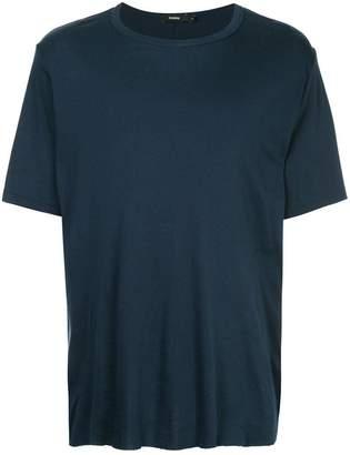 Bassike washed effect T-shirt