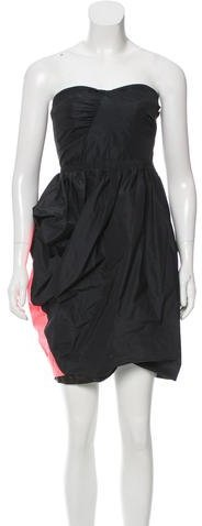 Marc by Marc Jacobs Strapless Cocktail Dress w/ Tags