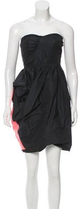 Marc by Marc Jacobs Strapless Cocktail Dress w/ Tags $95 thestylecure.com
