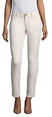 Lafayette 148 New York Women's Mercer Mid-Rise Skinny Jeans