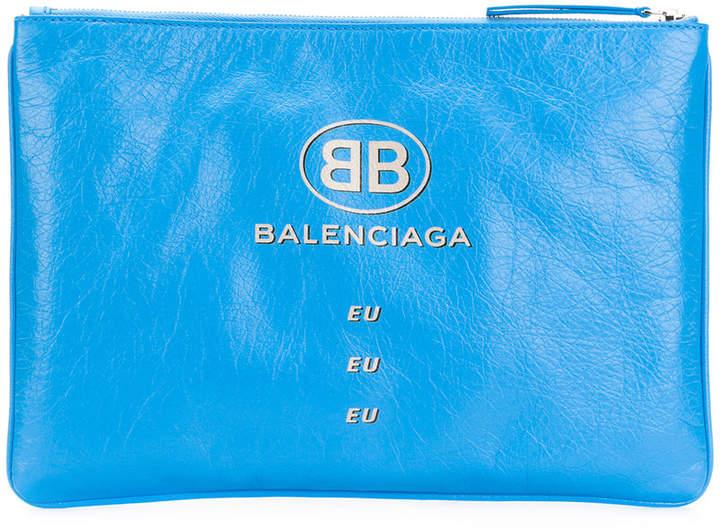 Balenciaga Bal Supermarket Clip M